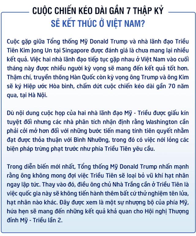 """Con đường từ kẻ thù tới tuyên bố """"phải lòng nhau"""" của Donald Trump và Kim Jong Un - Ảnh 7."""
