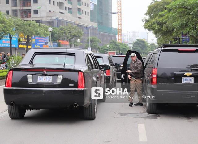[Nóng] Siêu xe Quái thú của Tổng thống Trump đã tới Hà Nội - Ảnh 3.