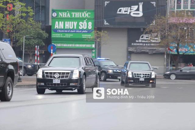[Nóng] Siêu xe Quái thú của Tổng thống Trump đã tới Hà Nội - Ảnh 5.