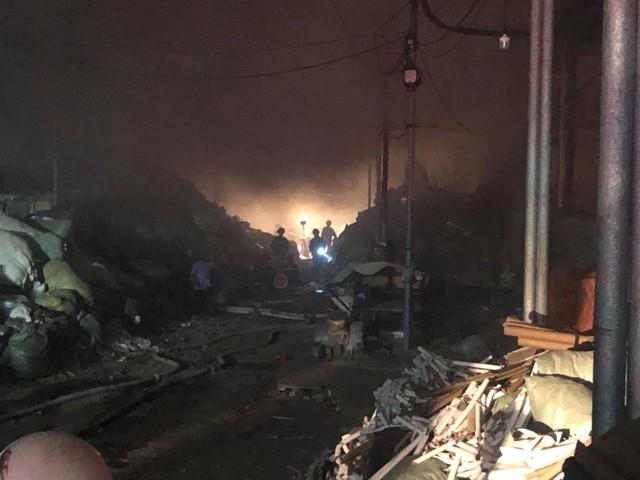 Cháy lớn tại nhà máy giấy ở Thừa Thiên - Huế - Ảnh 6.