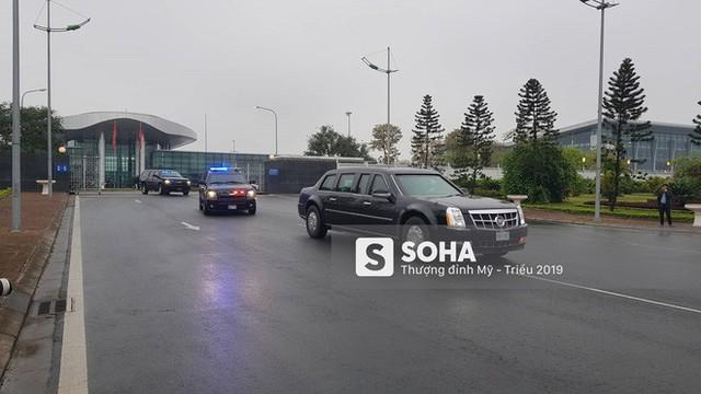 [Nóng] Siêu xe Quái thú của Tổng thống Trump đã tới Hà Nội - Ảnh 9.