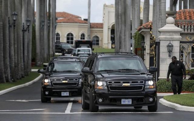 Choáng ngợp trước sự chặt chẽ và lợi hại khó tin của đoàn siêu xe hộ tống tổng thống Mỹ - Ảnh 2.