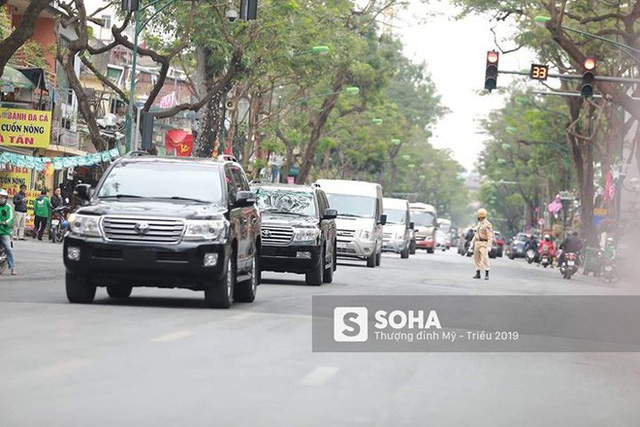 Nhân viên an ninh Triều Tiên tới một khách sạn lớn ở Hà Nội - Ảnh 7.