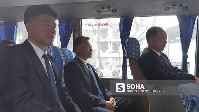 Lực lượng mật vụ tinh nhuệ của ông Kim Jong-un đổ bộ hùng hậu xuống Hà Nội - Ảnh 13.