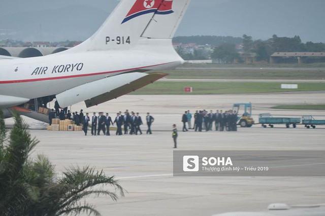 Nhân viên an ninh Triều Tiên tới một khách sạn lớn ở Hà Nội - Ảnh 22.