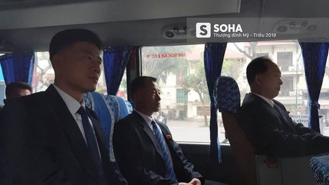 Nhân viên an ninh Triều Tiên tới một khách sạn lớn ở Hà Nội - Ảnh 4.