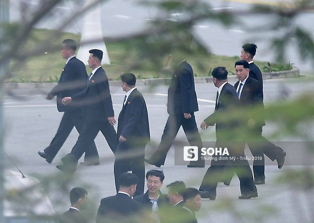 Nhân viên an ninh Triều Tiên tới một khách sạn lớn ở Hà Nội - Ảnh 20.