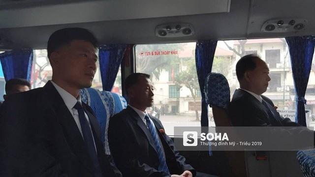 Lực lượng mật vụ tinh nhuệ của ông Kim Jong-un đổ bộ hùng hậu xuống Hà Nội - Ảnh 12.