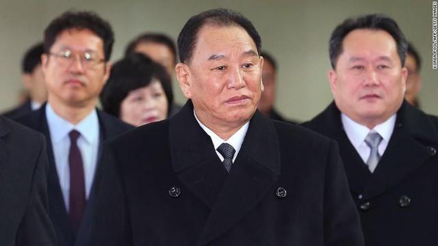 """""""Bộ tứ quyền lực"""" thân cận của chủ kịch Kim Jong Un gồm những ai? - Ảnh 1."""