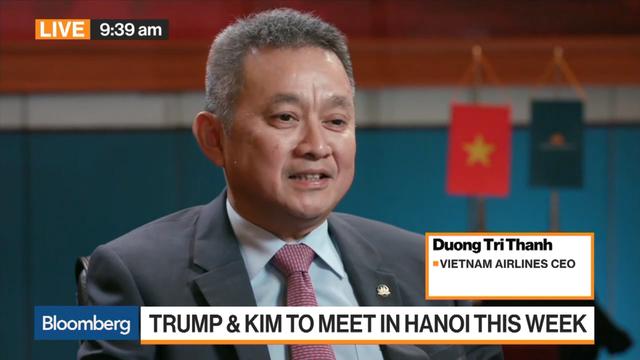 CEO Dương Trí Thành: Vietnam Airlines sẽ bay thẳng chuyến đầu tiên đến Mỹ năm 2022 - Ảnh 1.