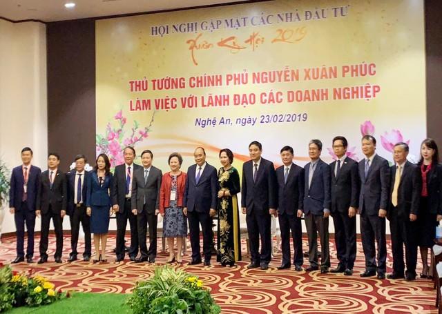 Khánh thành Tổng kho và bến cảng xăng dầu DKC Petro do Vietcombank tài trợ vốn - Ảnh 2.