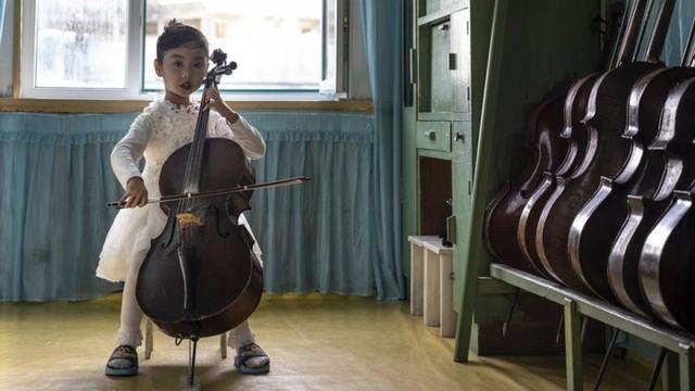 Chùm ảnh: Cuộc sống của thế hệ trẻ lớn lên ở Triều Tiên - Ảnh 1.