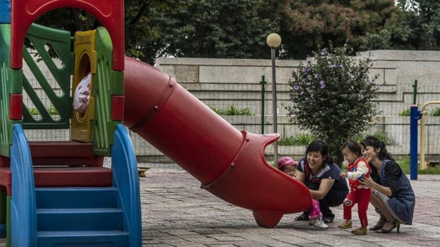 Chùm ảnh: Cuộc sống của thế hệ trẻ lớn lên ở Triều Tiên - Ảnh 3.