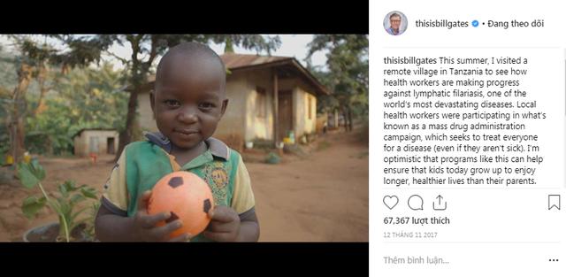 Tiền nhiều để làm gì: Bill Gates đi khắp thế giới ngắm toilet, đánh răng cũng nghĩ tới người nghèo - Ảnh 5.