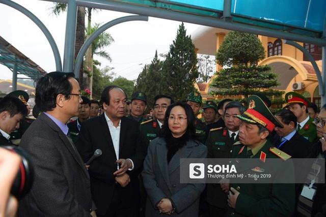 [Ảnh] Xe bọc thép xuất quân, ga Đồng Đăng trải thảm chờ đón Chủ tịch Kim Jong Un - Ảnh 8.