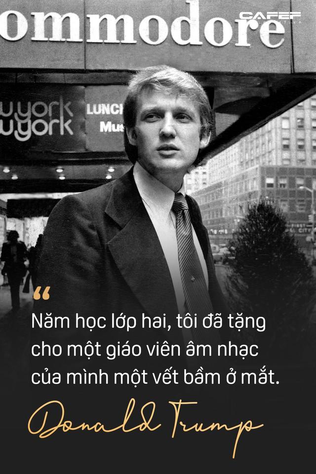 Donald Trump: Từ đứa trẻ hiếu chiến đến vị Tổng thống muốn mang lại hòa bình cho thế giới - Ảnh 3.