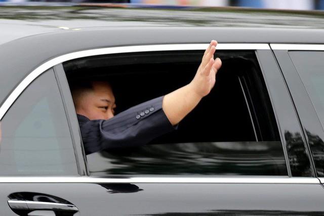 [ẢNH] Toàn cảnh buổi tiếp đón nhà lãnh đạo Triều Tiên Kim Jong Un tại ga Đồng Đăng - Ảnh 17.