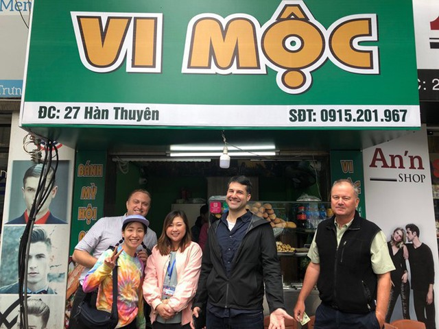 Phóng viên quốc tế đăng đàn khoe sẽ được ăn toàn đặc sản Việt Nam như nem, phở, xôi... trong thời gian Hội nghị thượng đỉnh - Ảnh 3.