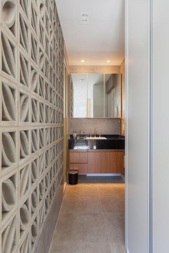 Căn hộ 27 m2 dù nhỏ vẫn đầy đủ tiện nghi và không gian riêng tư - Ảnh 2.