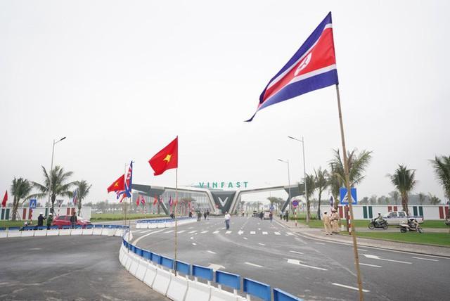 Tin chính thức: Phái đoàn Triều Tiên sẽ đến thăm VinFast tại Hải Phòng - Ảnh 1.