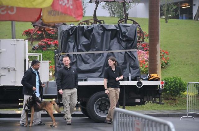 Mật vụ Mỹ siết chặt an ninh quanh khách sạn Marriott - Ảnh 12.