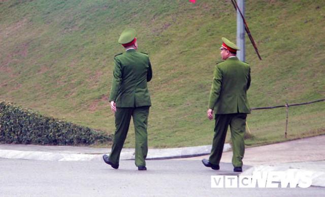 Ảnh: Quảng Ninh thắt chặt an ninh chào đón đoàn Triều Tiên thăm vịnh Hạ Long - Ảnh 16.