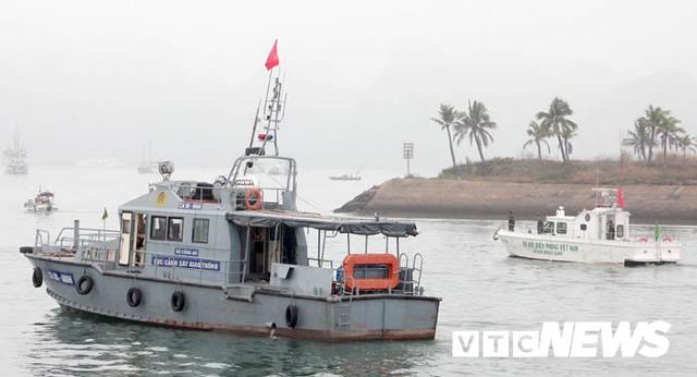 Những hình ảnh mới nhất phái đoàn Triều Tiên lên tàu 5 sao tham quan vịnh Hạ Long - Ảnh 17.