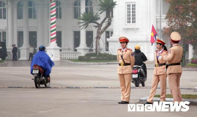 Ảnh: Quảng Ninh thắt chặt an ninh chào đón đoàn Triều Tiên thăm vịnh Hạ Long - Ảnh 18.