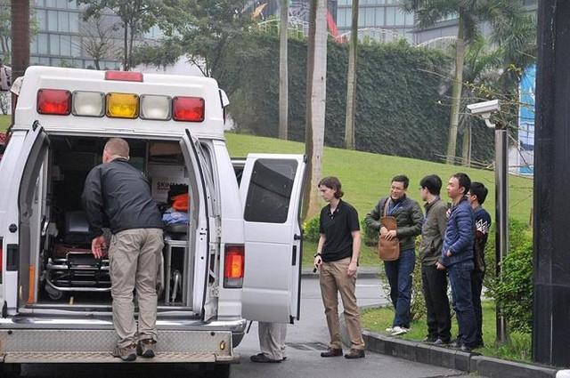 Mật vụ Mỹ siết chặt an ninh quanh khách sạn Marriott - Ảnh 3.