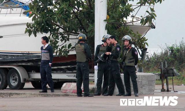 Ảnh: Quảng Ninh thắt chặt an ninh chào đón đoàn Triều Tiên thăm vịnh Hạ Long - Ảnh 21.