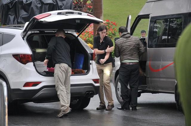 Mật vụ Mỹ siết chặt an ninh quanh khách sạn Marriott - Ảnh 8.