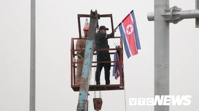 Ảnh: Quảng Ninh thắt chặt an ninh chào đón đoàn Triều Tiên thăm vịnh Hạ Long - Ảnh 9.