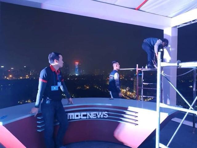 Vì sao các hãng thông tấn quốc tế đều chọn những nóc nhà của Hà Nội để đưa tin về Hội nghị thượng đỉnh Mỹ - Triều? - Ảnh 21.
