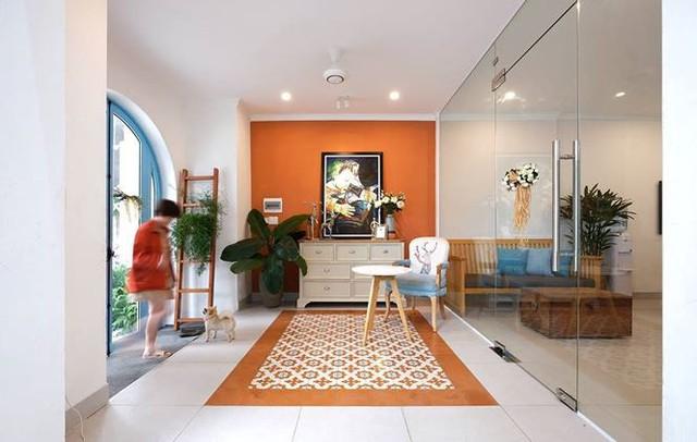 Nhà 2 tầng đẹp như vườn cổ tích ở Đà Nẵng - Ảnh 3.