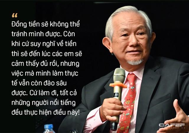 """GS. Phan Văn Trường: Đi ra nước ngoài hãy là chính mình nhưng đừng cứ 5 phút lại tự nhắc nhở """"Tôi là người Việt Nam"""" - Ảnh 6."""