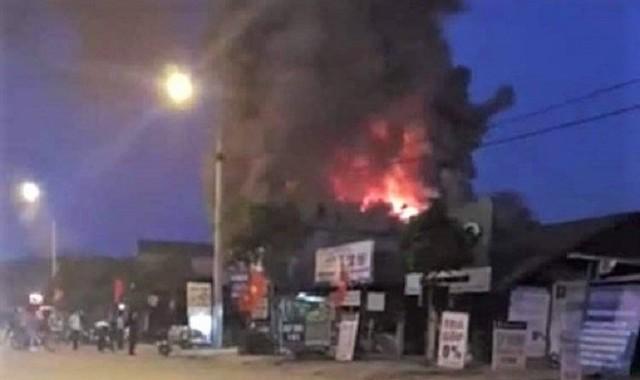 3 vụ cháy liên tiếp trong 2 ngày Tết ở Bắc Kạn - Ảnh 1.