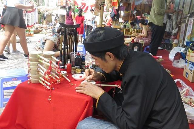 Đi chơi tết, dân Sài Gòn thích thú ngắm kỳ hoa dị thảo - Ảnh 24.