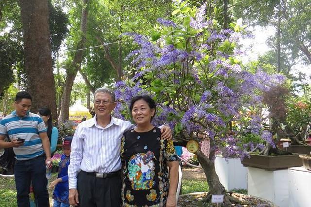 Đi chơi tết, dân Sài Gòn thích thú ngắm kỳ hoa dị thảo - Ảnh 9.