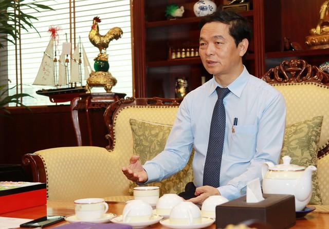 Ông Lê Viết Hải: Phát triển thị trường nước ngoài là chiến lược lớn của HBC - Ảnh 1.