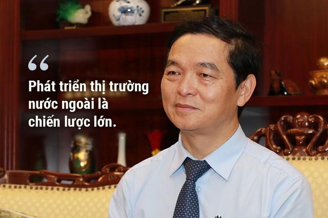 Ông Lê Viết Hải: Phát triển thị trường nước ngoài là chiến lược lớn của HBC - Ảnh 2.