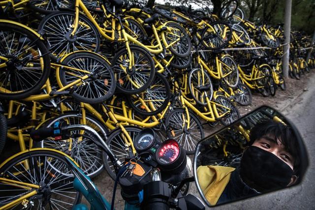 Sự trỗi dậy và sụp đổ của hàng loạt 'đế chế' cho thuê xe đạp tại Trung Quốc - Ảnh 3.