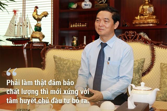 Ông Lê Viết Hải: Phát triển thị trường nước ngoài là chiến lược lớn của HBC - Ảnh 4.