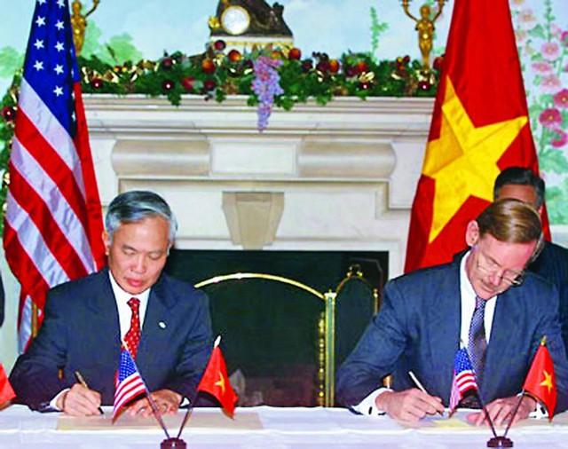 Nguyên Phó Thủ tướng Vũ Khoan: Chuyện chưa biết về hậu trường đàm phán - Ảnh 1.