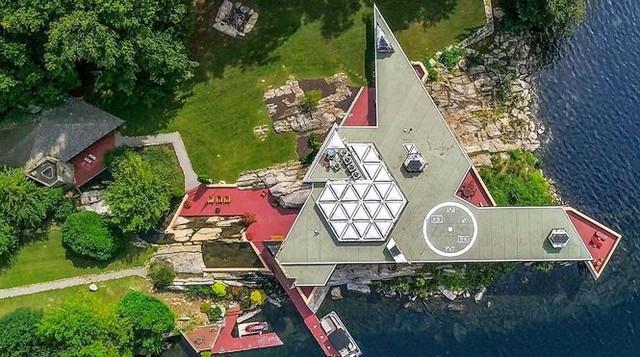 Khám phá hòn đảo 13 triệu USD đang được rao bán ở Mỹ - Ảnh 1.