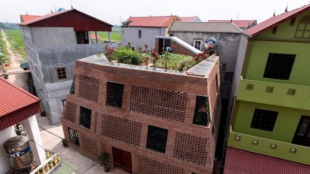 Những công trình nhà ở ấn tượng nhất 2018  - Ảnh 9.