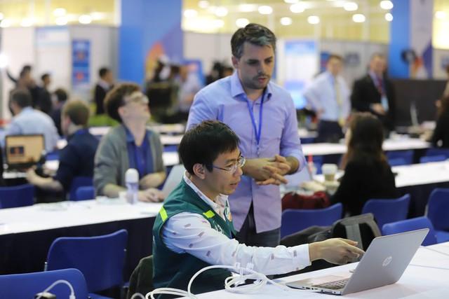 Chuyến thị sát lặng lẽ và hậu trường chuẩn bị hạ tầng CNTT, đón tiếp khách quý cho Hội nghị thượng đỉnh Mỹ - Triều - Ảnh 2.