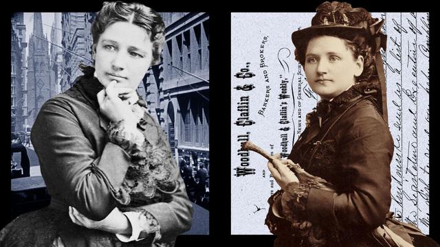 Những người phụ nữ phá bỏ rào cản trong giới kinh doanh 150 năm qua - Ảnh 2.
