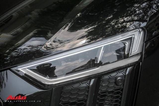 Cường Đô La đổi màu Audi R8 V10 Plus, tuy nhiên đây mới là điểm đáng chú ý - Ảnh 19.