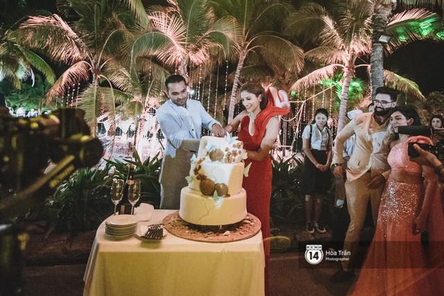 Chùm ảnh: Những khoảnh khắc ấn tượng nhất trong hôn lễ chính thức của cặp đôi tỷ phú Ấn Độ bên bờ biển Phú Quốc - Ảnh 25.