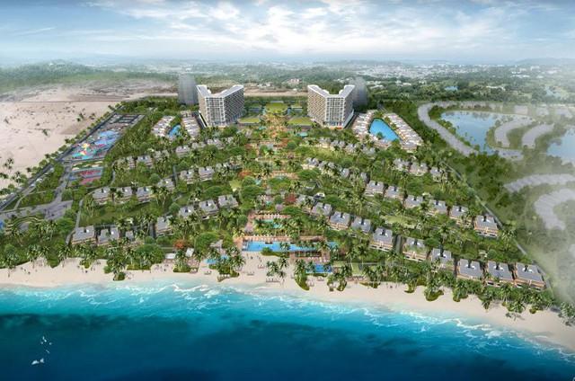 HVC Group nhận thư trao thầu dự án công viên nước khu nghỉ dưỡng Alma – Vịnh Thiên Đường - Ảnh 1.